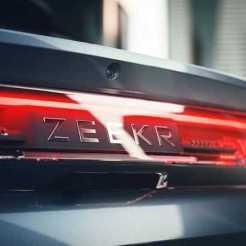 Zeekr 001 - 9