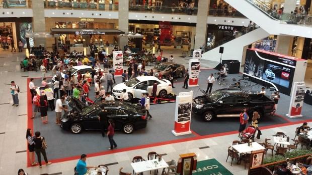 Toyota Roadshow 2014