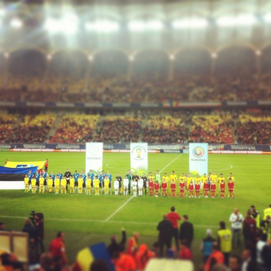 Romania - Estonia