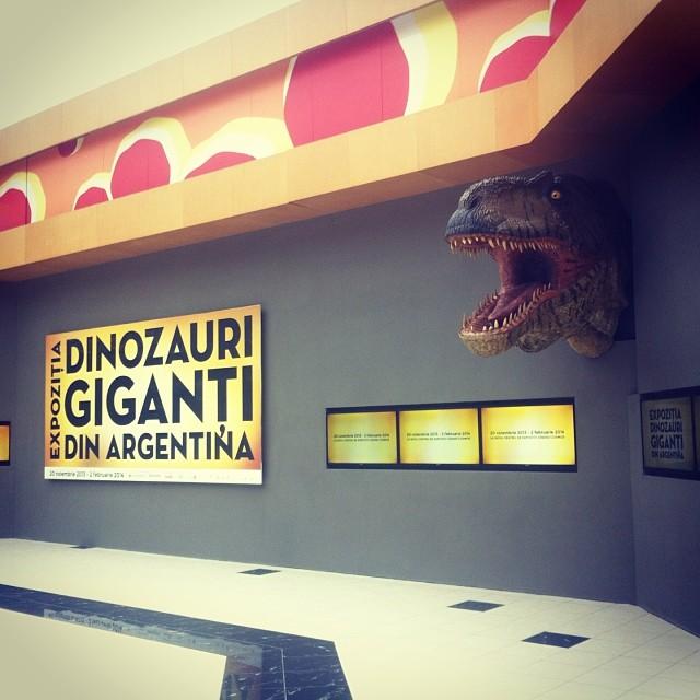 Dinozauri Giganti din Argentina