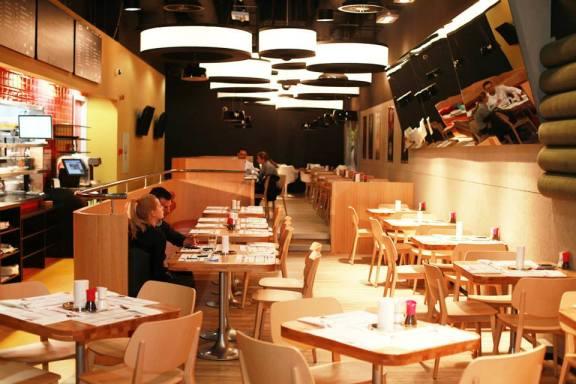 Grand Combo - Restaurant