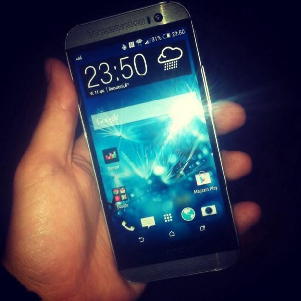 HTC One - M8