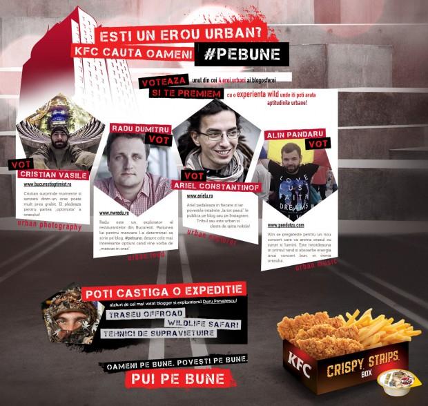 Eroul Urban - KFC