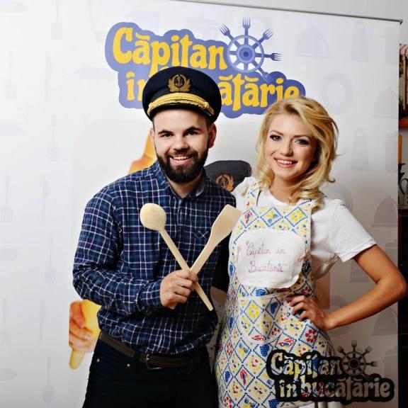 pandutzu si capitanul