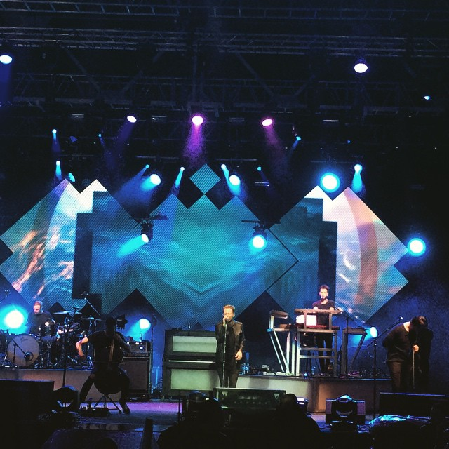 OneRepublic - Bucharest 2015