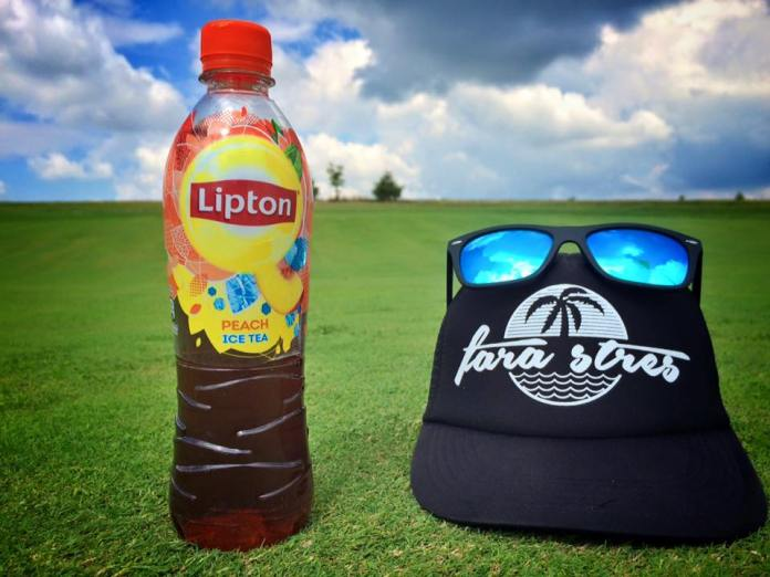 #mievara - Lipton Ice Tea