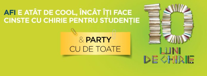 Campanie studenti AFI Palace Cotroceni -  FB