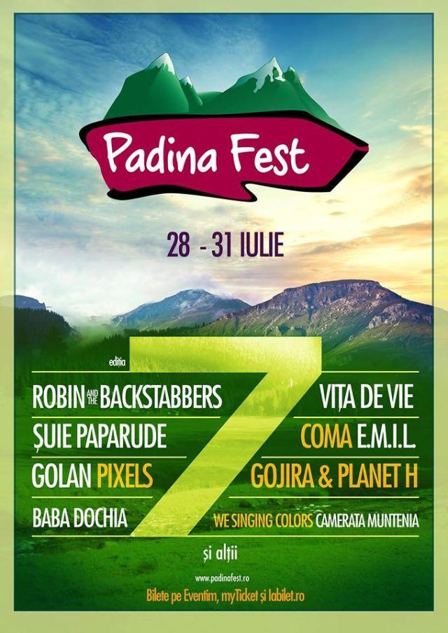 Padina Fest 2016