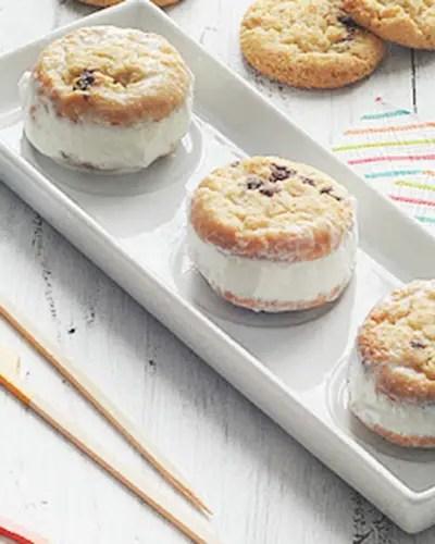 Gelato al biscotto: la merenda dell'estate!