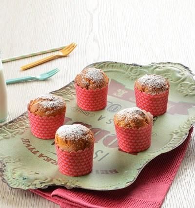 Muffin senza glutine alla zucca