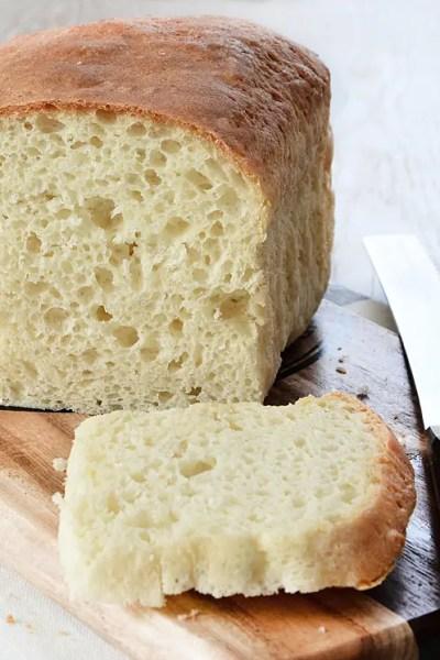 Pan Bauletto senza glutine, soffice e buono