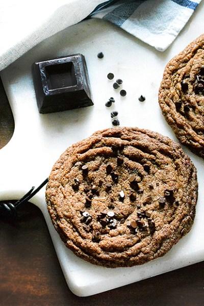 Giant Cookies americani senza glutine
