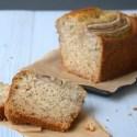 Banana bread senza glutine e senza lattosio