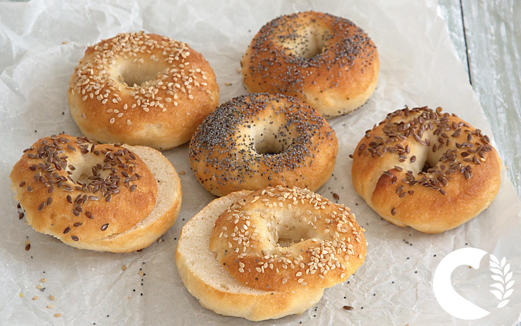 bagel senza glutine