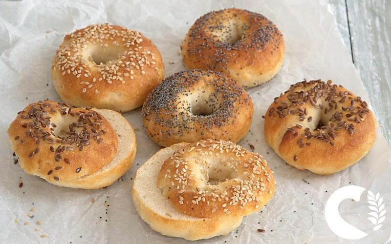 Bagels senza glutine