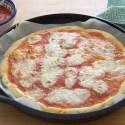 Pizza senza glutine senza lievitazione