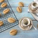 biscotti al caffè naturalmente senza glutine e senza lattosio