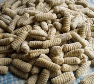 Malloreddus con farina di grano saraceno