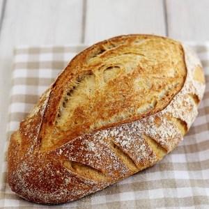 Filone di grano tenero e avena integrale