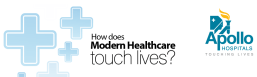 "Contest Winner in Apollo Hospitals ""How Does Modern Healthcare touch Lives?"" Contest"