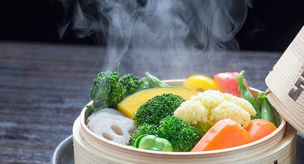 10 dicas para cozinhar alimentos no vapor