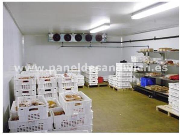 Panel Sandwich a precio muy reducido para una cámara frigorífica de primera calidad