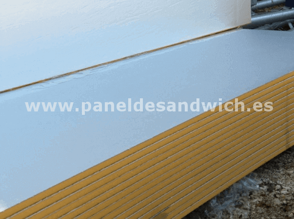 Panel Sandwich Falso Techo