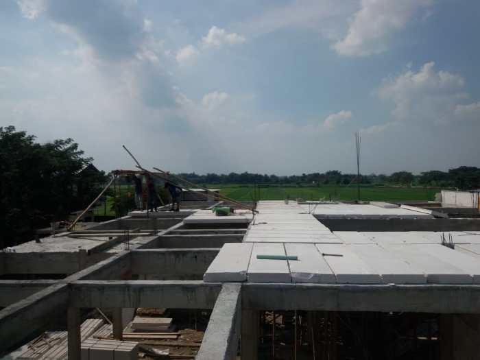 Panel Lantai Surabaya, Dokumentasi Pemasangan Panel Lantai