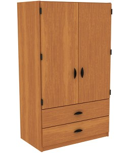 W-4272_OutsideHinge_2Drawer_WildCherry_LG
