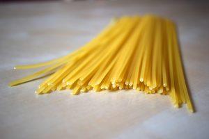 pasta - spaghettoni Barilla