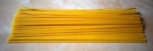 spaghetti pasta formatos