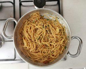 Spaghetti con le vongole fujute 04