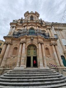 Scicli Sicilia iglesia