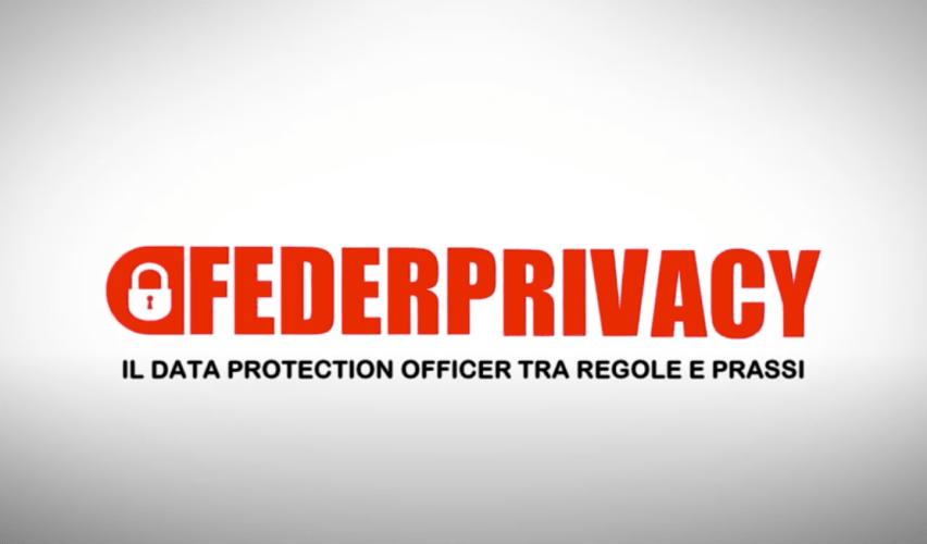 Federprivacy DPO