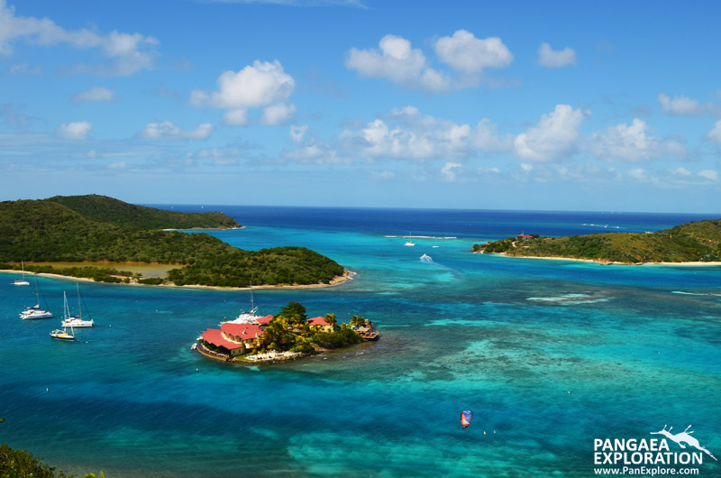 Relaxation in the British Virgin Islands   Sailing Expeditions