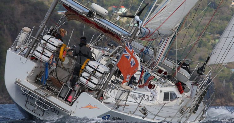 SAILING SKILLS  | PLYMOUTH TO MADEIRA