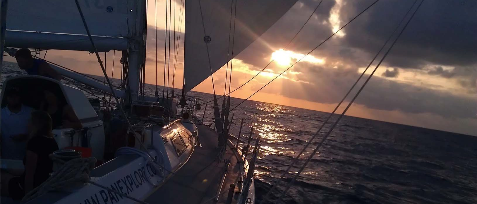 GONE WITH THE WINDS | GRENADA TO PANAMA