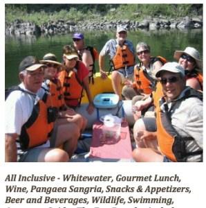 A Spokane river wine tasing trip