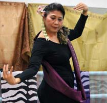 "The author dancing ""Tangi Kong Pag-ibig"" at UP Dance Studio Dec 2010"