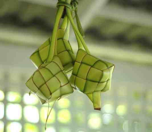 rahasia di balik ketupat
