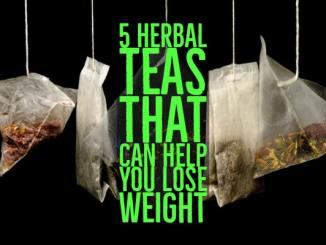 herbal teas to lose weight