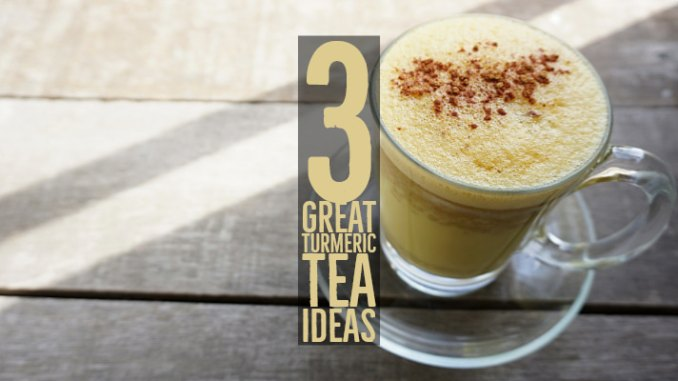 Best Turmeric Tea Ideas