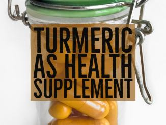 Turmeric Health Supplement