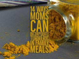 Moms Using Turmeric In Family Meals