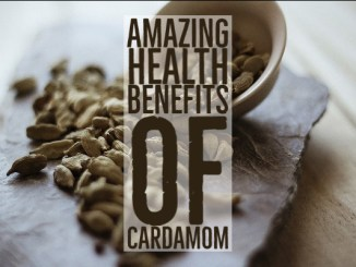 Amazing Health Benefits Cardamom