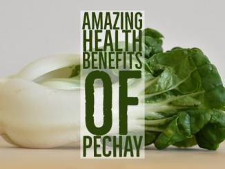 Amazing Health Benefits Pechay