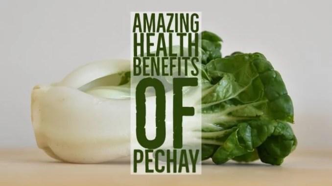 Amazing Health Benefits Pechay