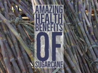 Amazing Health Benefits Sugarcane