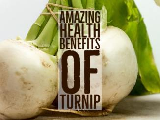 Amazing Health Benefits Turnip