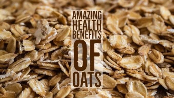 Amazing Health Benefits Oat